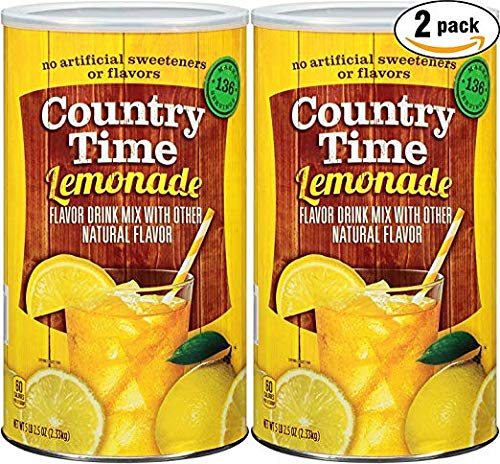 country time lemonade can - 2