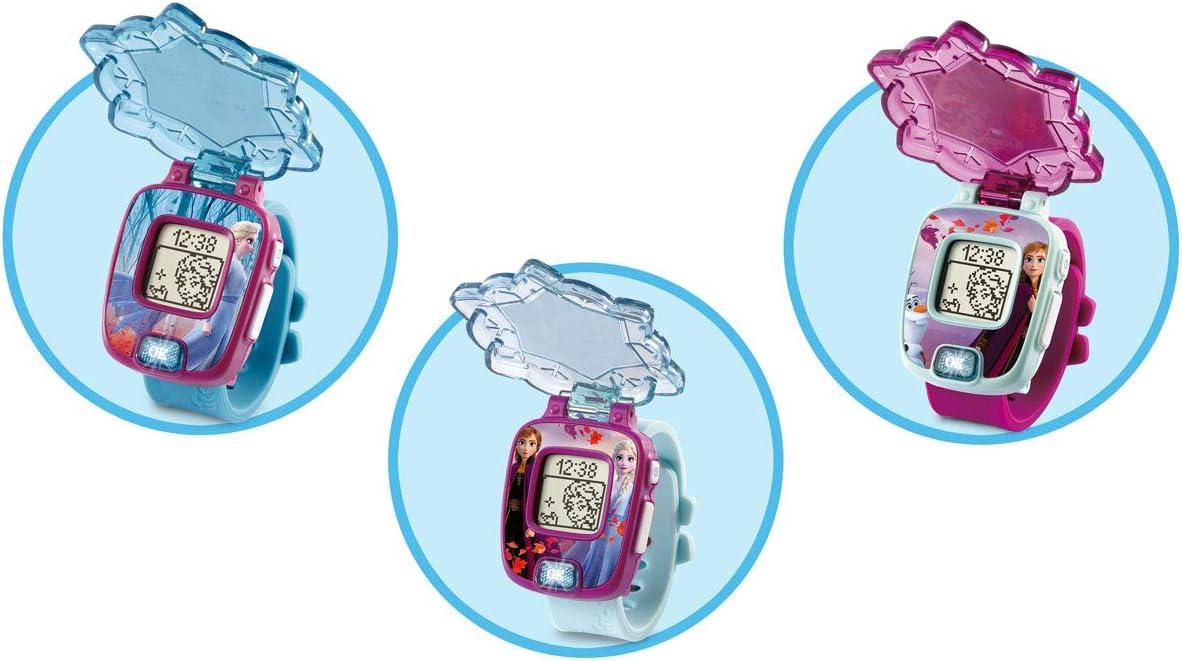 VTech - Reloj Digital Frozen 2 - 37309522