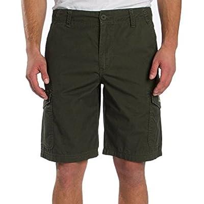 Unionbay Young Men's Lightweight Cotton Cargo Short (Archer Green, 40)