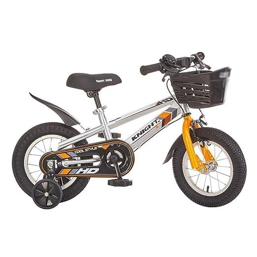 MDBYMX Bicicleta Infantil Bicicleta for niños Freestyle niños y ...