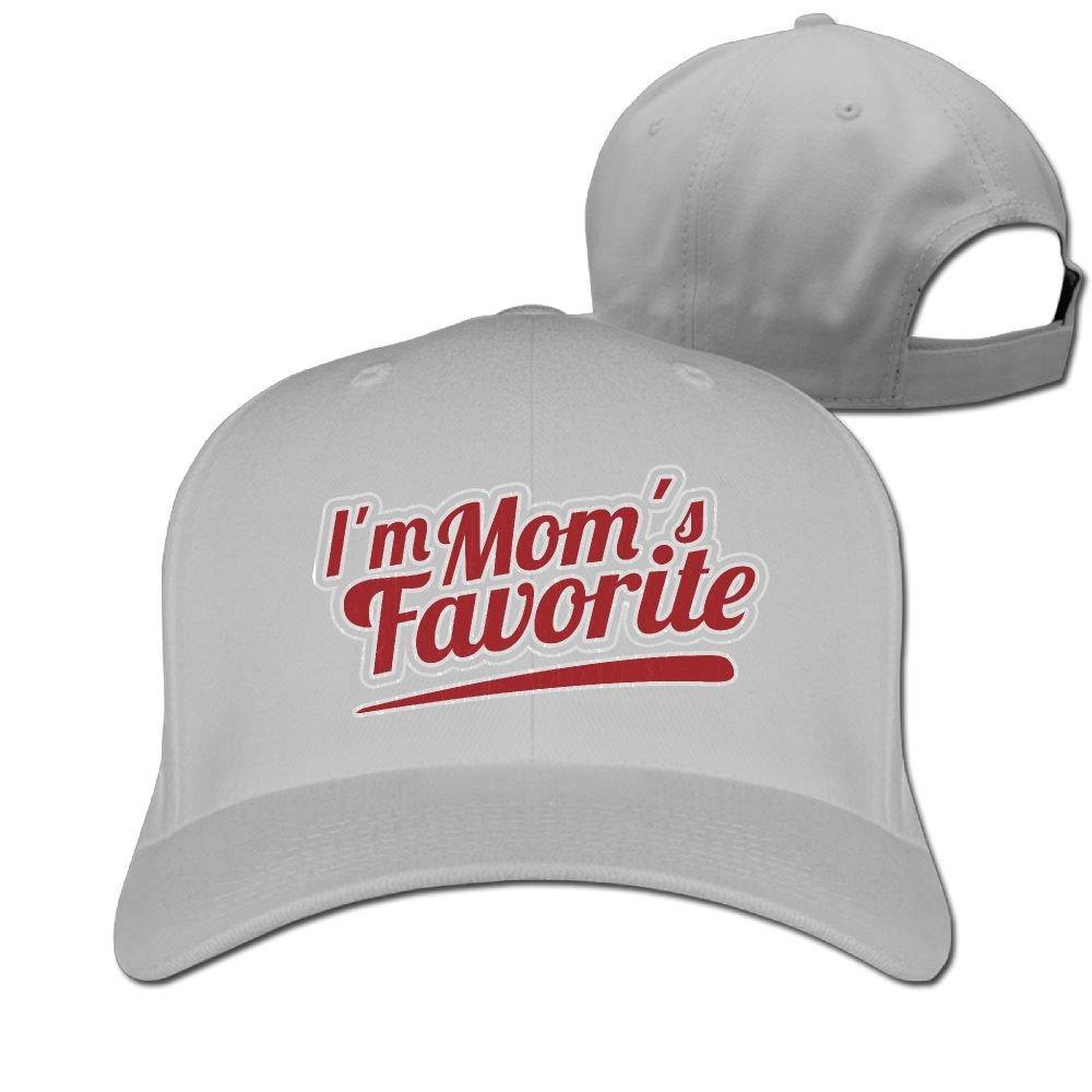 PWLLS Unisex Im Moms Favorite Stylish Baseball Cap Adjustable Hat For Outdoor /& Home
