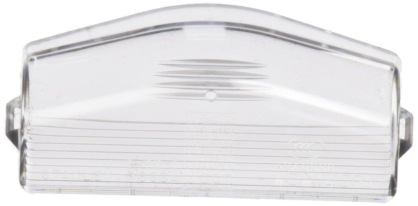 Genuine Mazda BP4K-51-274B License Lamp Lens