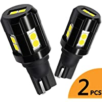 2-Pack OXILAM 912 921 LED Bulbs Backup Reverse Light 2000 Lumens Extremely Bright Canbus Error Free