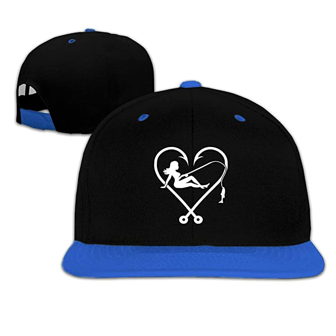 chipo Amo el Logotipo de la Pesca Unisex Niños Gorras de béisbol ...