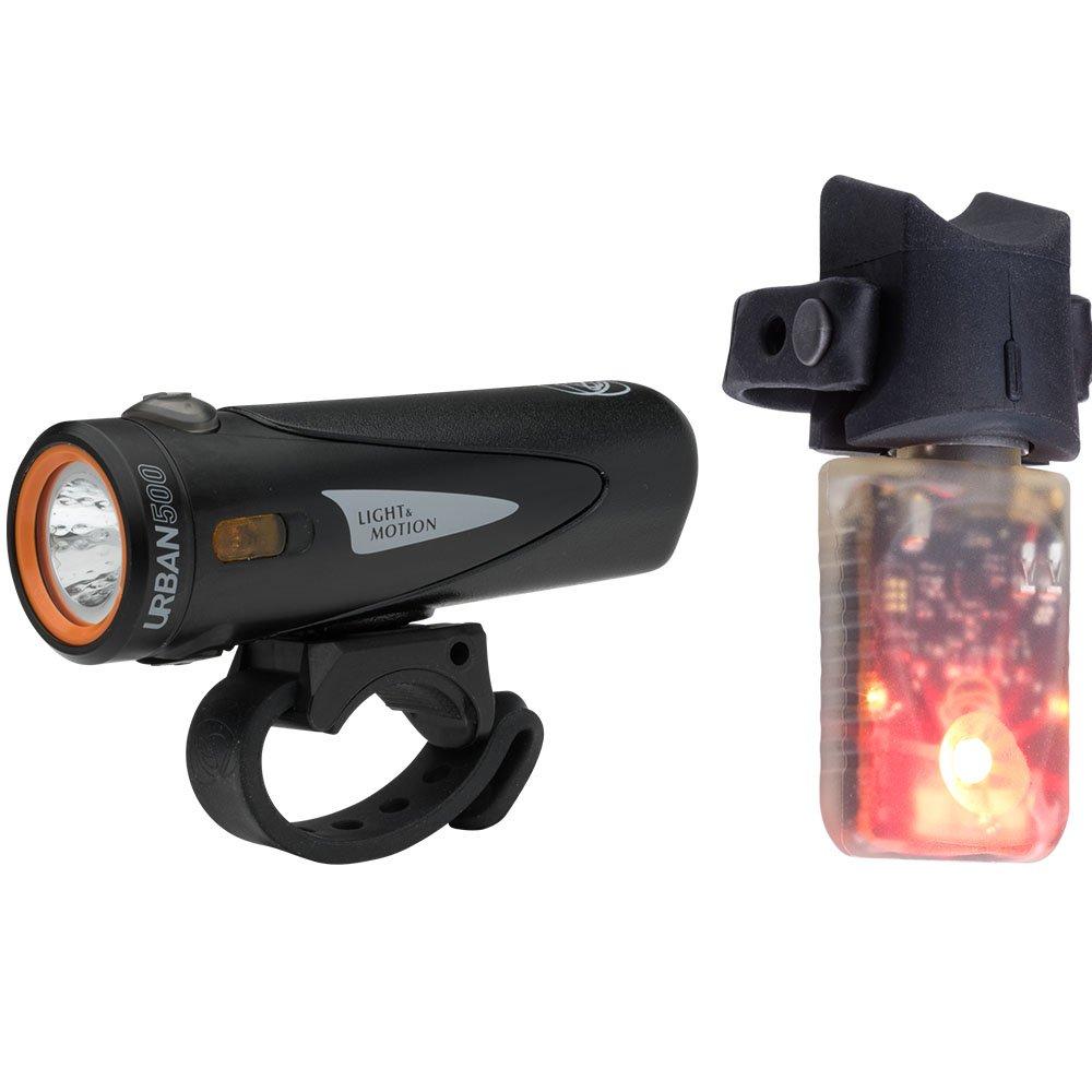 Amazon Com Light Motion Urban 500 Vibe 50 Bike Light