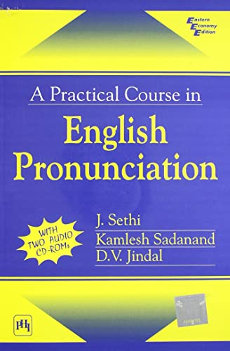 A Practical Course in English Pronunciation