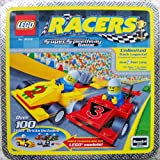 LEGO Racers 31378 Super Speedway Game - Collectible Tin