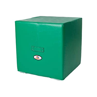 Foamnasium Block, Large, Green: Toys & Games