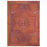 Irvin's Country Tinware New Panel David Star in Rustic Tin
