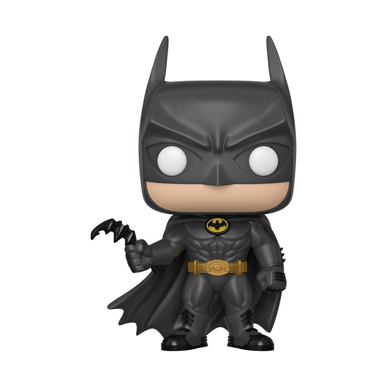 Funko- Pop Vinilo 80th: Batman (1989) Figura Coleccionable, Multicolor (37248)