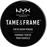 NYX PROFESSIONAL MAKEUP Tame & Frame Eyebrow Pomade, Blonde