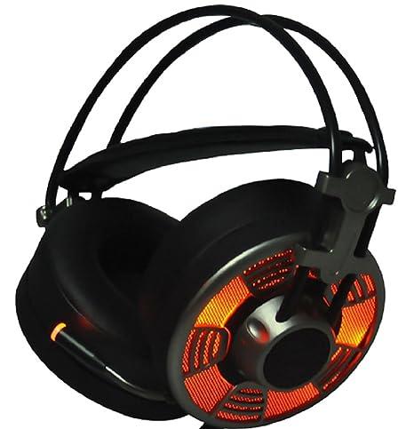 Auriculares Gaming,GAKOV GAV10 Auriculares Gaming 7.1- Auriculares gaming con vibración de canal para Xbox/Smartphone/Portátil/Tablet: Mac: Amazon.es: ...