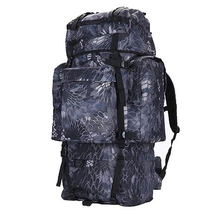 XYW-0006 Mochila para montañismo Mochila Exterior Cubre DE Lluvia táctico de montaña Gran Capacidad