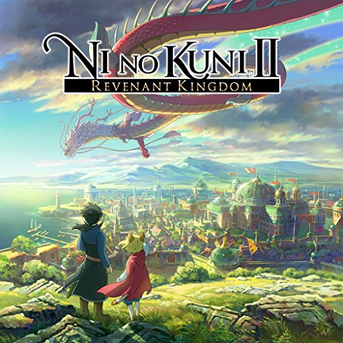 Ni No Kuni II: Revenant Kingdom - PS4 [Digital Code] by Bandai