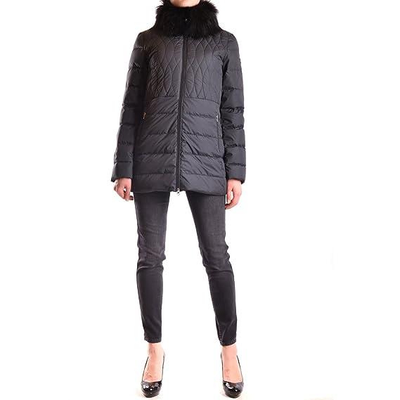 a35e19493b339 Ea7 emporio armani 6XTK03 TN02Z Down jacket Women Black S: Amazon.co ...