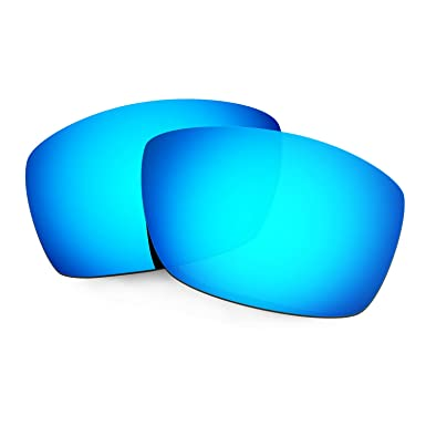 HKUCO Mens Replacement Lenses For Costa Corbina Sunglasses Blue Polarized
