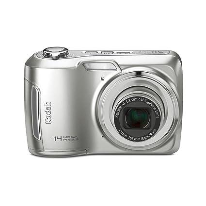 amazon com kodak easyshare c195 digital camera silver