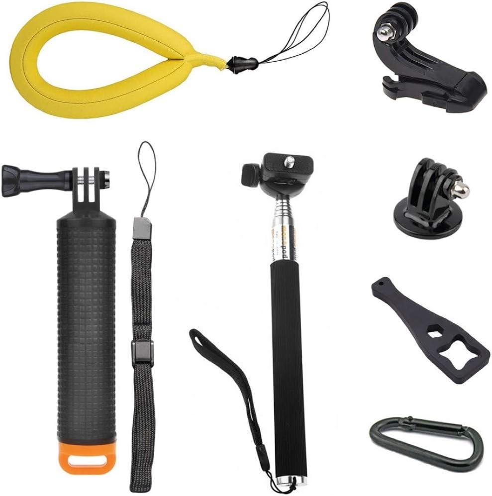 Waterproof Floating Hand Grip Handle fits for GoPro Hero 7 6 5 4 Camera Mount