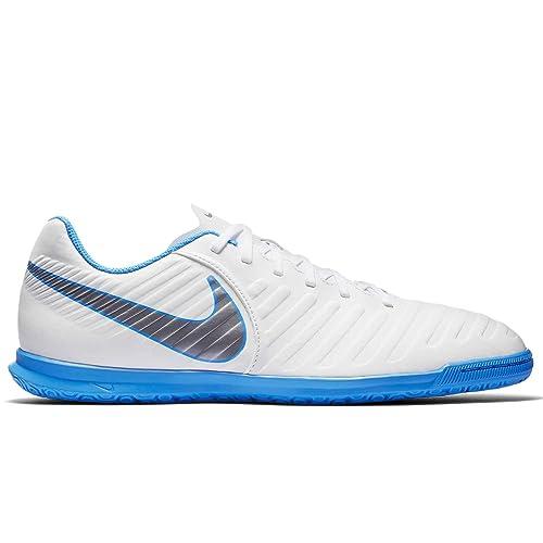 35ee3265 Nike Tiempo Legend X 7 Club IC AH7245 107, Botas de fútbol Unisex Adulto,  (Indigo 001), 42.5 EU: Amazon.es: Zapatos y complementos
