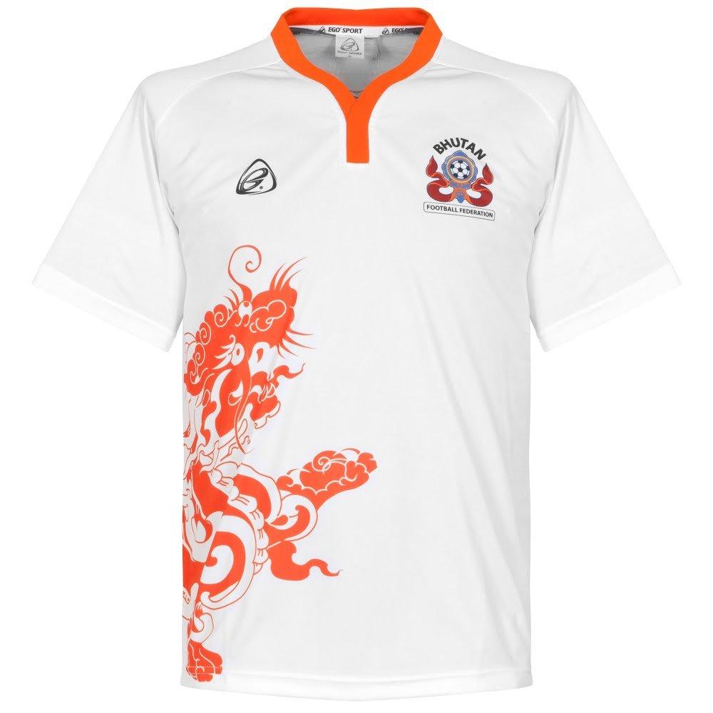 Bhutan Away Trikot 2015 2018