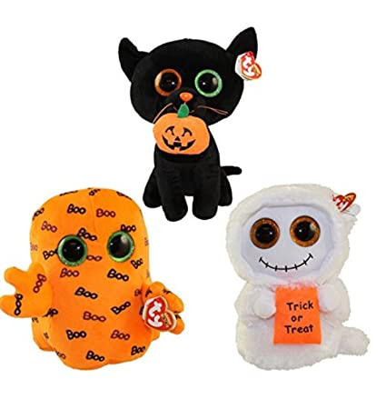 Image Unavailable. Image not available for. Color  TY Beanie Boos - SET of  3 HALLOWEEN 2016 ... 5d5a0cb3d708
