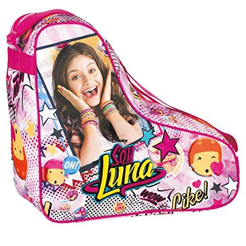 Soy Luna Sporttasche Tasche 43x40x22 Skatertasche skater Inliner Disney (95)