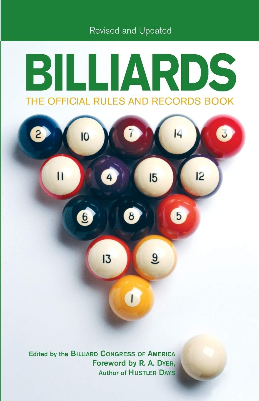 Billiards, Revised and Updated: The Official Rules And Records ...