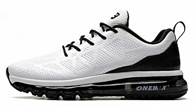 3eab6d8efd8c OneMix Mens Cross Trainer Athletic Sports Running Shoes Lightweight  Breathable Sneakers for Training