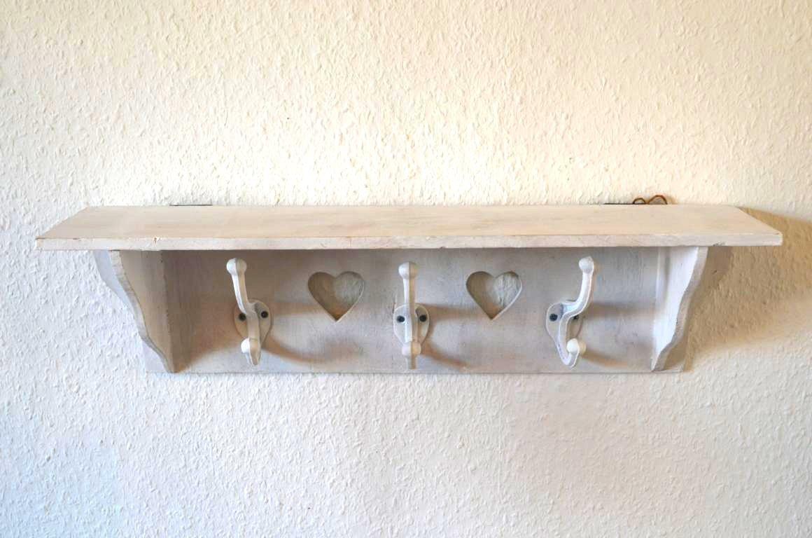 wandregal mit schublade wei good wandregal weiss hngeregal schubladen wandkonsole shabby. Black Bedroom Furniture Sets. Home Design Ideas
