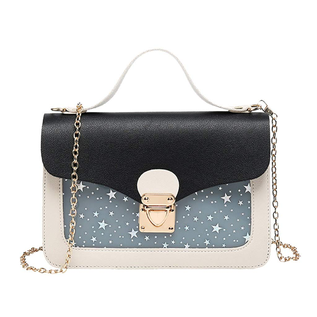 Sale Clearance Ansenesna Pop Fashion Lady Shoulders Small Backpack Sequin Purse Mobile Phone Messenger Bag