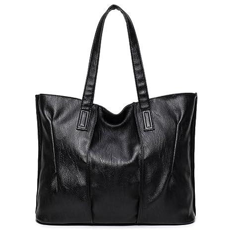 16545430204e Amazon.com: UOXMDNJC Handbag Women Bag Leather Handbags Large ...
