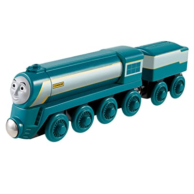 Fisher-Price Thomas & Friends Wooden Railway, Connor Train: Toys & Games