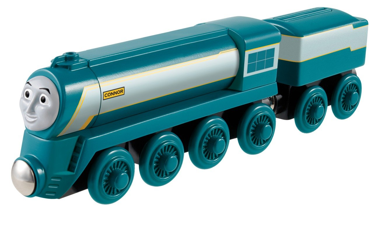 Thomas & Friends Fisher-Price Wooden Railway, Connor Train