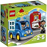 LEGO - 10809 - DUPLO - Jeu de Construction - La Patrouille de Police