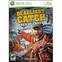 X360 Deadliest Catch Sea of Chaos