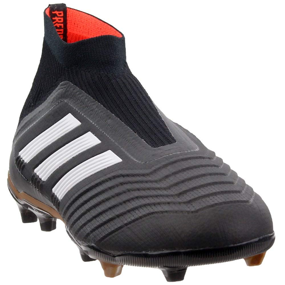 adidas Youth Predator 18+ Fg Firm Ground Soccer Cleats Black/Gold 6