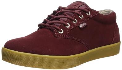 Zapatillas MTB Etnies Jameson Mid - Brandon Semenuk Pro Model Crank Series Stone: Amazon.es: Deportes y aire libre
