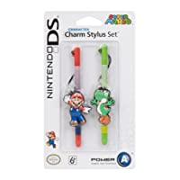 Nintendo 3DS - Mario Stylus Set (DS/DS lite/DSi/DSi XL/3DS)
