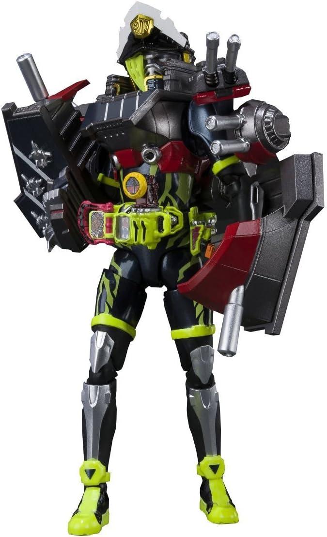 Amazon Com Bandai Tamashii Nations S H Figuarts Kamen Rider Snipe Simulation Gamer Level 50 Kamen Rider Ex Aid Action Figure Toys Games