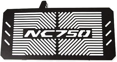 Nrpfell Accesorios De Moto Cubierta Parrilla Reja Protector De Guardia De Radiador para Nc700 Nc750 X//S Nc700S Nc700X Nc750X Nc750S