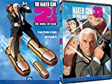 Naked Gun 2 1/2 The Smell of Fear & Naked Gun 3 1/3 The Final Insult 2-DVD Bundle