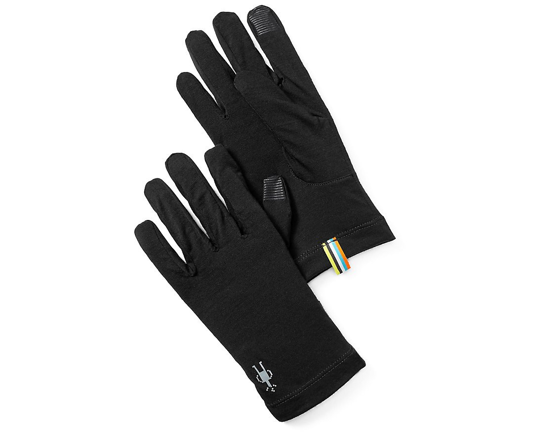 SmartWool Merino 150 Glove (Black) Medium by SmartWool