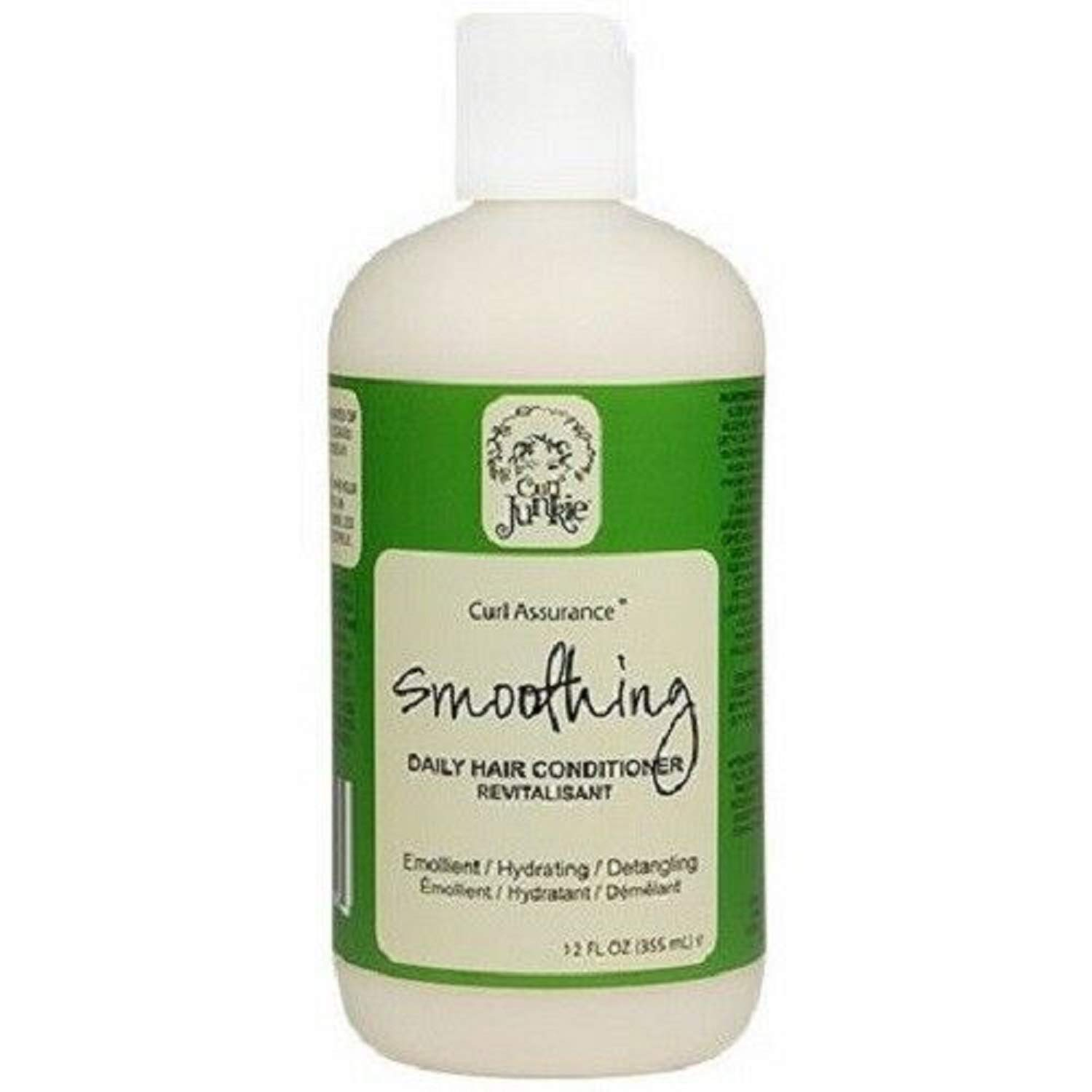 Curl Junkie Curl Assurance Smoothing Daily Hair Conditioner