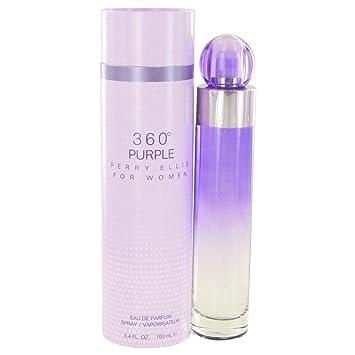 c7ea2eb43f Amazon.com  Perry Ellis 360 Purple Eau de Parfum Spray for Women ...