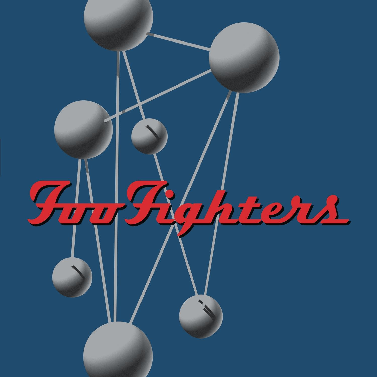 Foo fighters the colour and the shape - Foo Fighters The Colour And The Shape 1