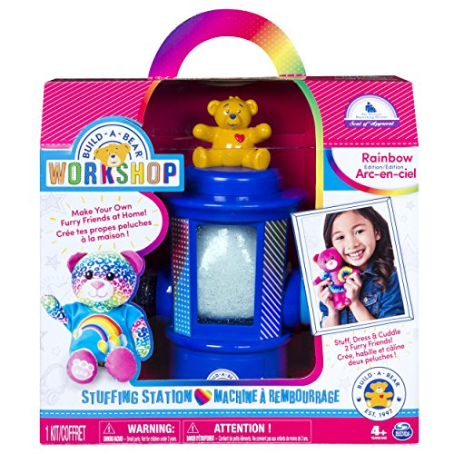 Build-A-Bear Workshop Stuffing Station by Spin Master (Edition Varies) (Build A Gift)