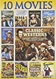 Classic Westerns, 10-Movie Collection: When Daltons Rode / The Virginian / Whispering Smith / The Spoilers / Comanche Territory / Sierra / Kansas Raiders / Tomahawk / Albuquerque / Texas Rangers Ride Again