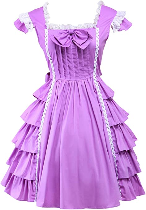 Antaina Vestido de Coser de Lolita Dulce Victoriana de Encaje de ...