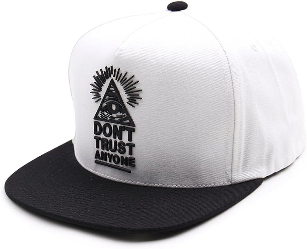 sujii ILLUMINATI Triangle Baseball Cap gorra de beisbol gorra de ...