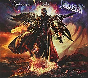 Judas Priest - Redeemer of Souls (Deluxe Edition) by Judas Priest (2014-07-08) - Amazon.com Music
